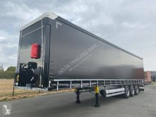 New tautliner semi-trailer Schmitz Cargobull SCS