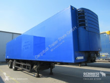 Kögel insulated semi-trailer Tiefkühler Standard Ladebordwand