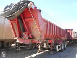 Fruehauf half-pipe semi-trailer Non spécifié