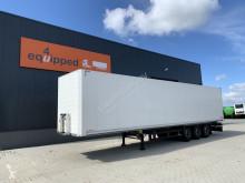 Sættevogn Schmitz Cargobull TOP! volledig chassis, gegalvaniseerd, NL-trailer, APK: 08/2021 brugt