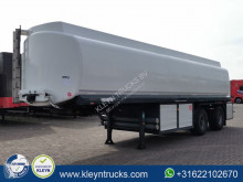 Burg tanker semi-trailer 32.000 LITER FUEL pump/counters