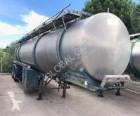 Magyar Auflieger Tankfahrzeug 31000 Litres