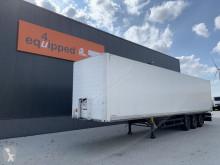 Naczepa Schmitz Cargobull TOP! volledig chassis, gegalvaniseerd, NL-trailer, APK: 08/2021 używana