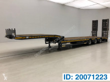 Semi remorque porte engins Faymonville Low bed trailer
