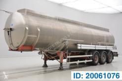 Semi remorque citerne Magyar Tank 38480 liter