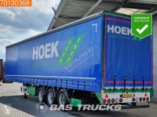 Nc BPW Edscha Hubdach Liftachse semi-trailer used tautliner