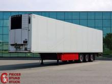 Semi remorque frigo occasion Schmitz Cargobull CARRIER VECTOR FRC 03-2021 FLOWER WIDE 270 CM HIGH LIFT AXL