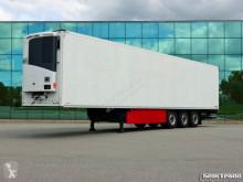 Semirremolque Schmitz Cargobull SKO24 FLOWER WIDE 270 CM HIGH 2 TONS LIFT frigorífico usado