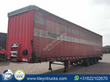 Krone SDP semi-trailer used tautliner