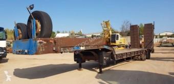 Castera 2 essieux heavy equipment transport used