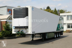 Lamberet Carrier Maxima 1300 + Strom / Pal-Kasten / FRC semi-trailer used refrigerated