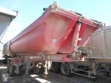 Kaiser half-pipe semi-trailer Non spécifié