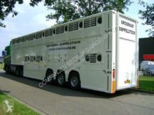 Semirimorchio trasporto bovini Doppelstock Companjen Cattle Carrier