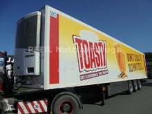 Schmitz Cargobull SKO 24/L-13.4 FP 60- Fleischhang-TK SLX200-LIFT semi-trailer used insulated