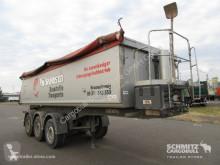 Sættevogn Carnehl Kipper Alukastenmulde Thermomulde 24m³ ske brugt