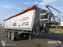 Semi reboque Schmitz Cargobull Kipper Alukastenmulde Thermomulde 25m³ basculante usado