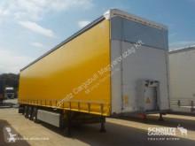 Yarı römork sürgülü tenteler (plsc) Schmitz Cargobull Curtainsider Mega