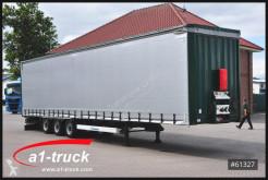 Krone SD, Mega, Aluplank Plane NEU, VDI 2700, DC 9.5 semi-trailer used tarp