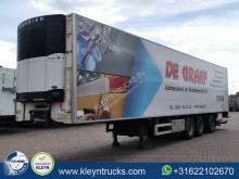 Semitrailer Van Eck FRIGO UT3B carrier vector 1850 kylskåp mono-temperatur begagnad