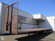 Návěs GS Meppel Mega Flat Trailer plošina použitý