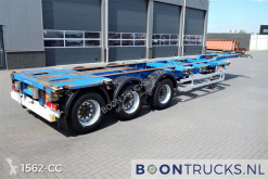Semirimorchio portacontainers Krone SD