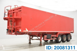 Stas tipper semi-trailer 50 cub in alu