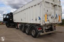 Semitrailer flak spannmål Stas