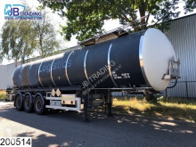 Van Hool Bitum 33500 Liter, Isolated bitum tank, 250c, Max 4 bar, Disc brakes semi-trailer used tanker