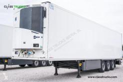 Félpótkocsi Schmitz Cargobull SKO24/L - FP 45 ThermoKing SLXi300 használt egyhőmérsékletes hűtőkocsi