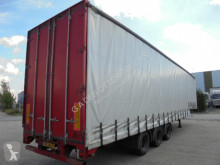 Renders RZ0C12 27 semi-trailer used tautliner