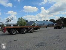 Broshuis 3AOU-48/1 DUBBEL SCHUIFER semi-trailer used flatbed
