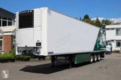 Lamberet semi-trailer used multi temperature refrigerated