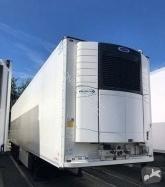 Sættevogn Schmitz Cargobull plancher Alu + porte palette køleskab monotemperatur brugt