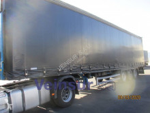 Lecitrailer 3E20 semi-trailer used flatbed