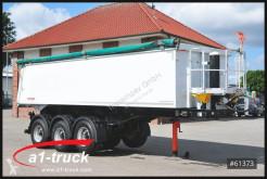 Langendorf SKA 24/30 Alukippmulde 24m³ Lift, BPW semi-trailer used tipper