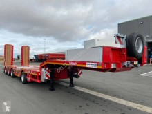 Trailer dieplader Nooteboom MCO 3+1 extensible suspension pendulaire