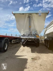 Bennes Marrel construction dump semi-trailer CARGOTRACK ULTRA