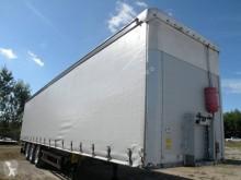 Sættevogn Schmitz Cargobull glidende gardiner spolegruber brugt
