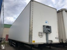 Fruehauf Fourgon CA 566 QB semi-trailer used box