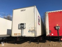 Fruehauf box semi-trailer Fourgon CA 505 BZ