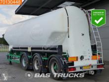 Feldbinder EUT 43.3 43m3 Liftachse Lenkachse semi-trailer used tanker
