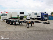 Pacton T3-010 HC 2 PIECES semi-trailer used container