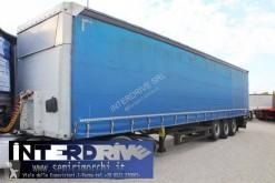 Návěs posuvné závěsy Schmitz Cargobull S01 semirimorchio centinato francese usato