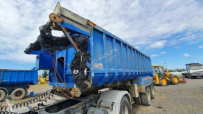 Leciñena Twin Axle Tipper Trailer semi-trailer used tipper