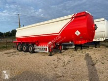 Magyar semi-trailer used oil/fuel tanker