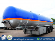Hendricks 47.000 LTR pump/counters semi-trailer used tanker