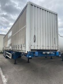 Semi remorque porte containers Asca Non spécifié