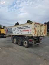 Semirremolque volquete benne TP Schmitz Cargobull SKI