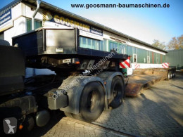 Langendorf Satah 40/45 semi-trailer used flatbed