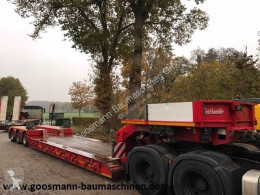 Nooteboom Euro 48-03 Tiefbett semi-trailer used flatbed